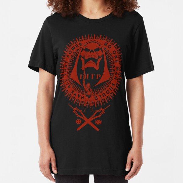 No One Man - Heman Slim Fit T-Shirt