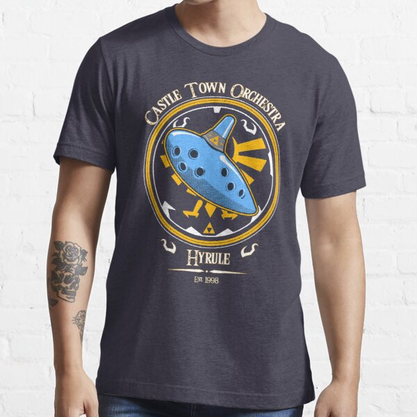 Castle Town Orchestra Essential T-Shirt