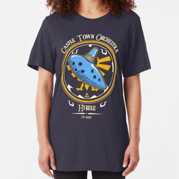 Castle Town Orchestra Slim Fit T-Shirt
