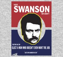 "Ron Swanson ""Parks and Recreation"""