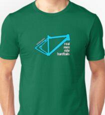 Hardtails light blue version Unisex T-Shirt
