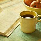 Morning Break by Suzanne Cummings