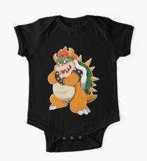 Bowser King Koopa Kids Clothes