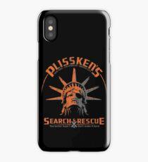 Snake Plissken's  Search & Rescue Pty Ltd iPhone Case/Skin