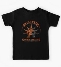 Snake Plissken's  Search & Rescue Pty Ltd Kids Tee