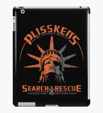 Snake Plissken's  Search & Rescue Pty Ltd iPad Case/Skin