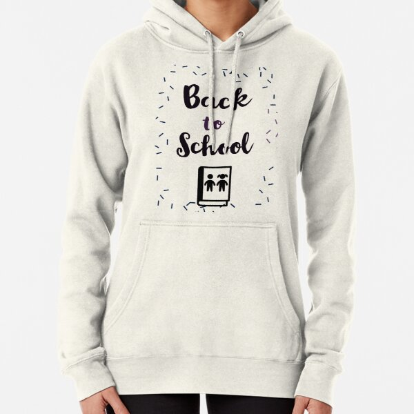 School Pullover Hoodie