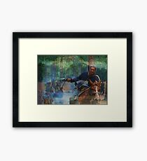 The Getaway Framed Print