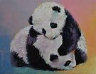 Baby Panda Rumble by Michael Creese