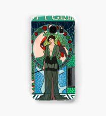 Sherlock Nouveau: Irene Adler Samsung Galaxy Case/Skin