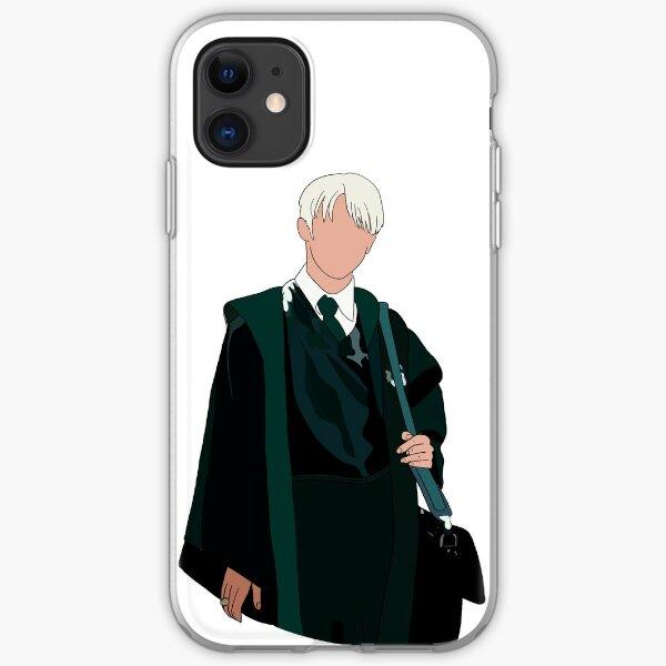 Draco Malfoy iPhone Soft Case
