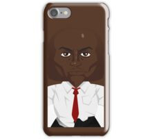 Louis has been left for dead iPhone Case/Skin