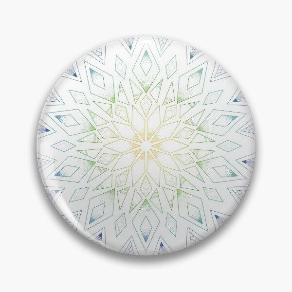 Mandala Point Pin
