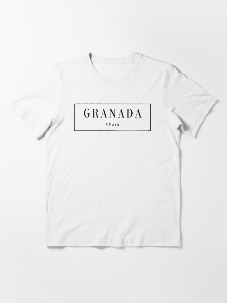 Alternate view of Granada Spain Essential T-Shirt
