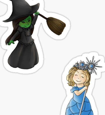 Wicked [NEW] Sticker