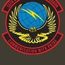 55th Comm Squadron by Tasty Clothing