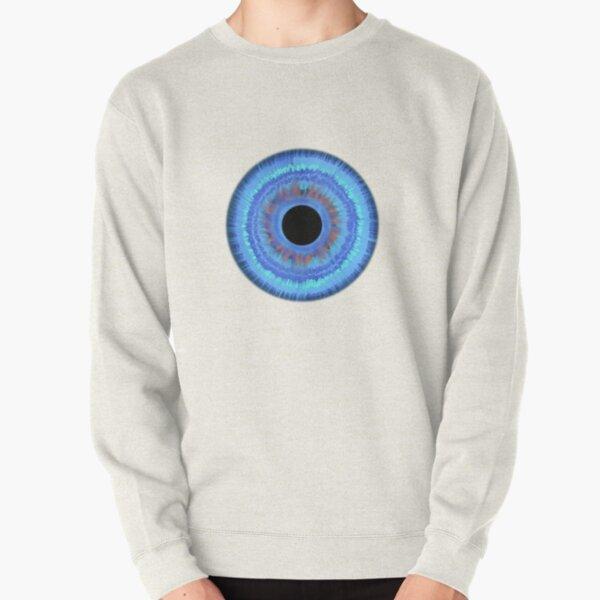 Tiefes blau Pullover
