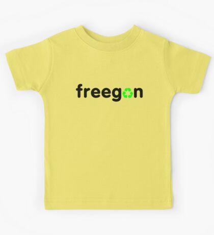 Freegan Kids Clothes