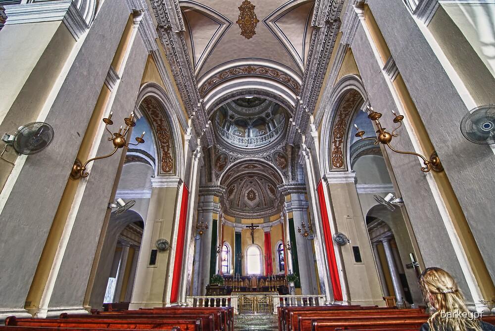 Puerto Rico Church by barkeypf