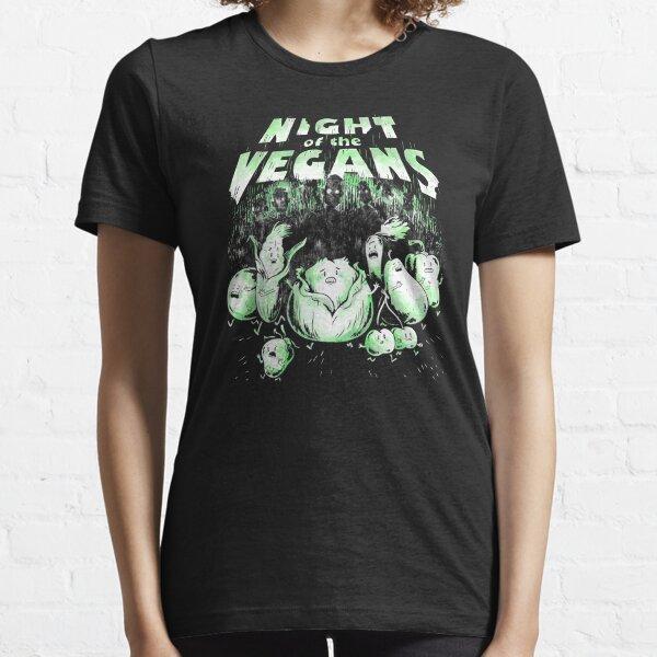 Night of the Vegans Essential T-Shirt