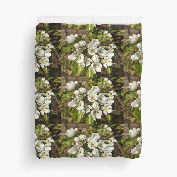 Pear blossom - Duvet Cover