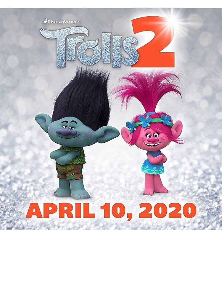 Trolls World Tour 2020 Poster Kids T Shirt By Toniimler Redbubble