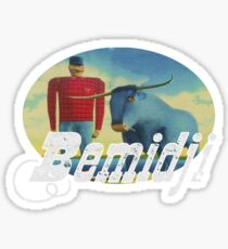 Bemidji  Sticker