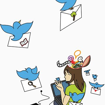 Send Your Tweets away! by angicita