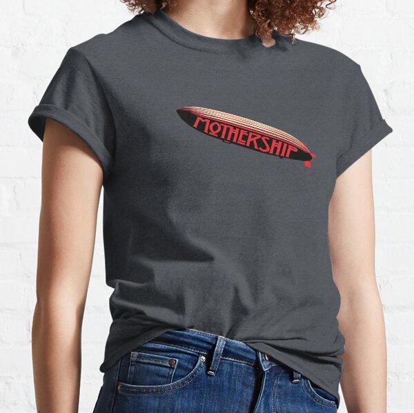 Mutterschiff - Led Zeppelin - Album Cover Art Classic T-Shirt