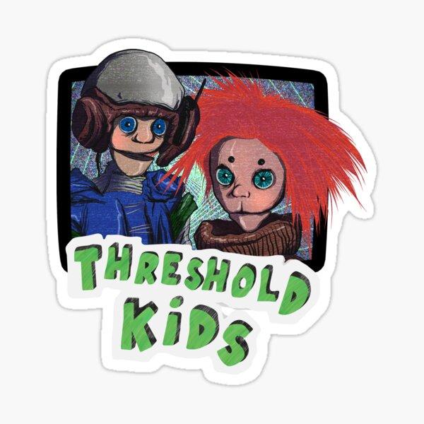 FBC - Threshold Kids TV Sticker