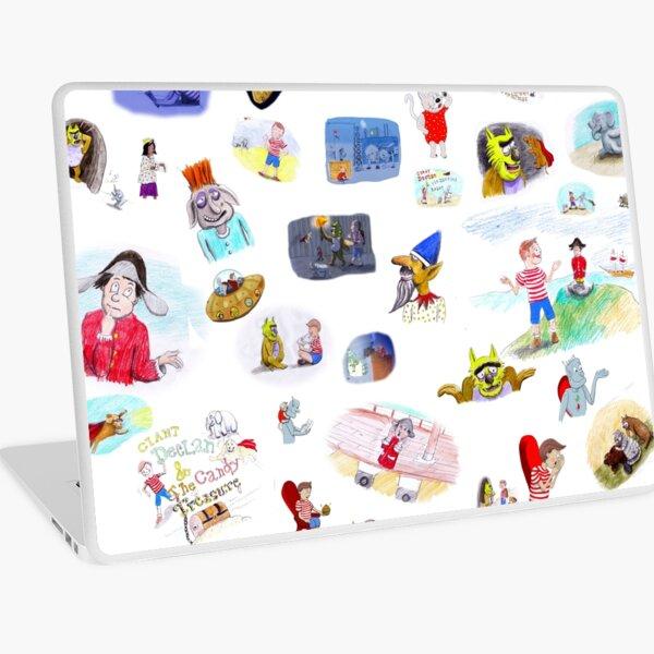 Giant Declan Characters  Laptop Skin