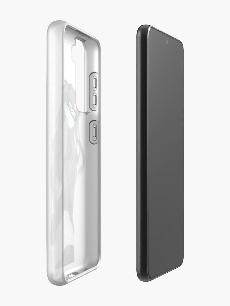 Alternate view of Tohsaka Rin Waifu material Case & Skin for Samsung Galaxy