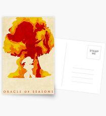 Seasons Postkarten