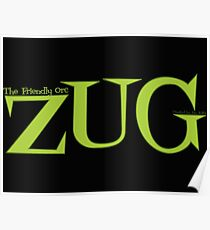 ZUG TITLE! Poster