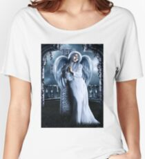 Johnnie's Angel Women's Relaxed Fit T-Shirt