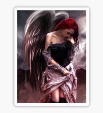 Angelic Memories Sticker