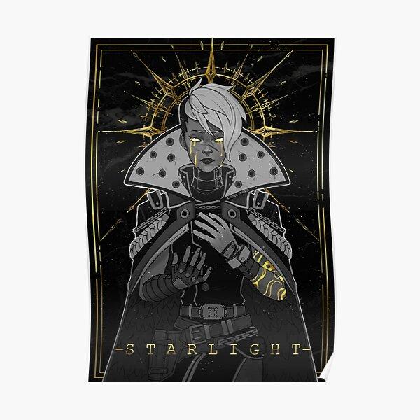 Tyreen Calypso Starlight  Poster