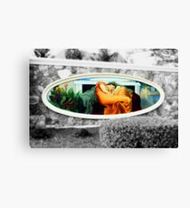 The Gated Community Canvas Print
