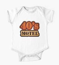 Vintage 40's Motel - T-Shirt Kids Clothes