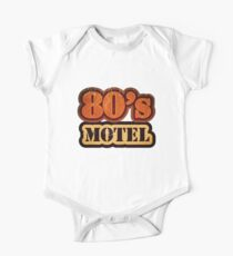 Vintage 80's Motel - T-Shirt One Piece - Short Sleeve
