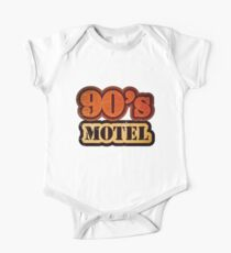 Vintage 90's Motel - T-Shirt One Piece - Short Sleeve