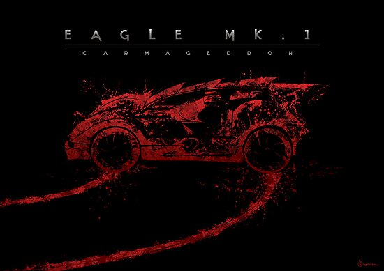 The Eagle Mk.1 by Dan Camilleri
