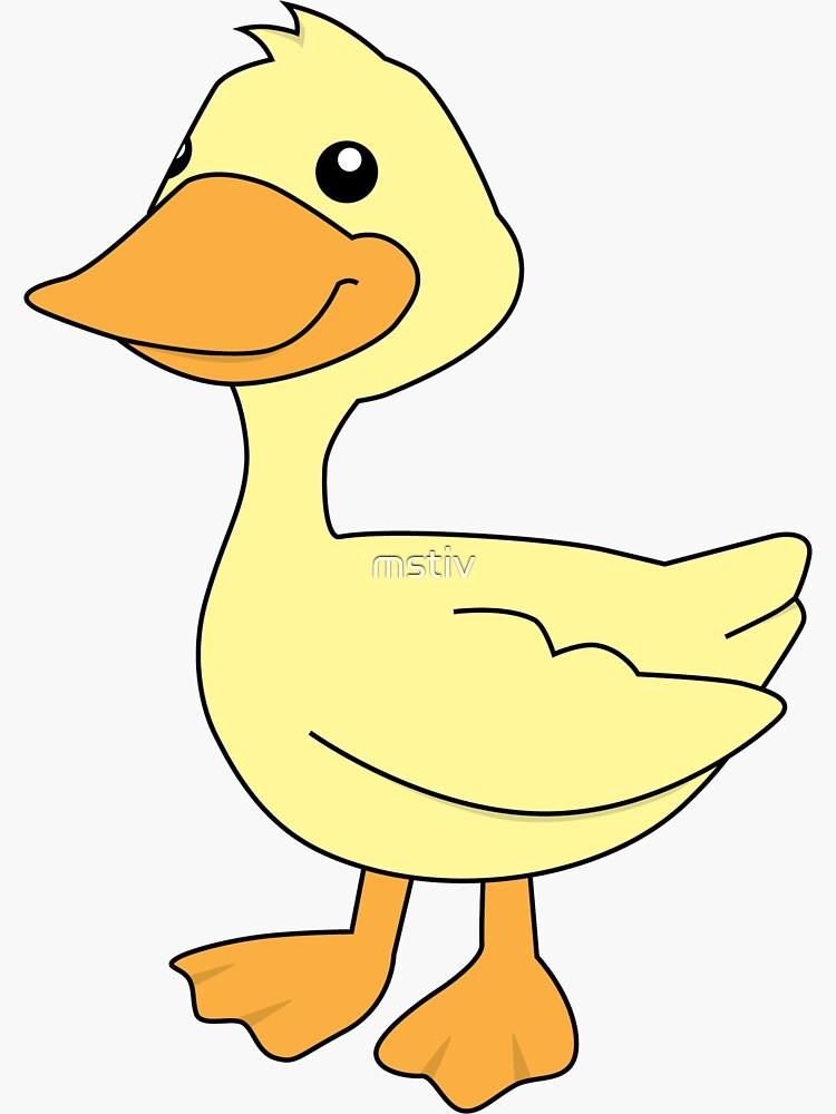 Duck by mstiv