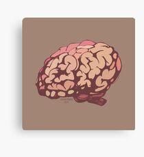 All Brains Canvas Print