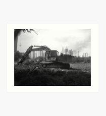 When it's Gone - Alex Art Print