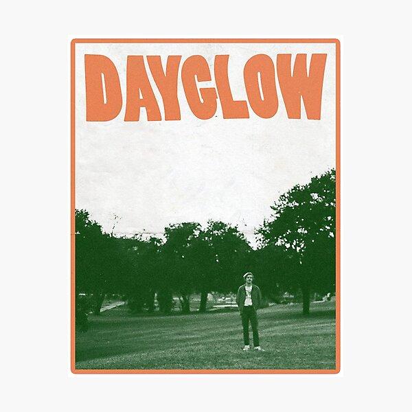Dayglow Photographic Print
