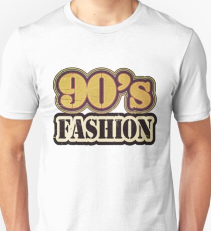 Vintage 90's Fashion - T-Shirt T-Shirt