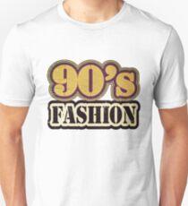 Vintage 90's Fashion - T-Shirt Unisex T-Shirt