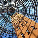 Melbourne Central by Alex Stojan