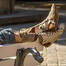 Boots in Brugges by hebrideslight